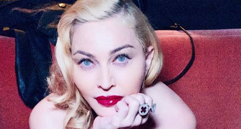 Madonna claims she has coronavirus antibodies, wants to 'Breathe in the COVID-19 Air'