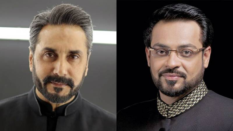 Adnan Siddiqui reacts to Aamir Liaquat's remarks about late Bollywood actors