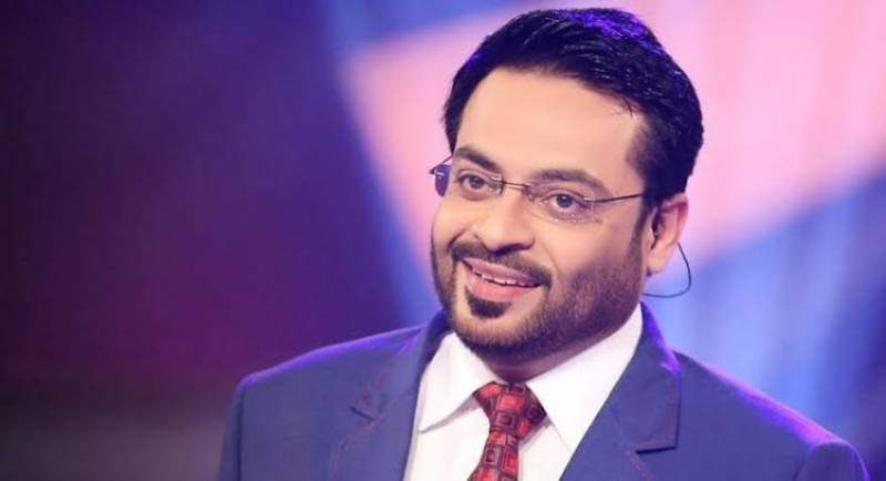 Aamir Liaquat apologises for his offensive remarks on TV