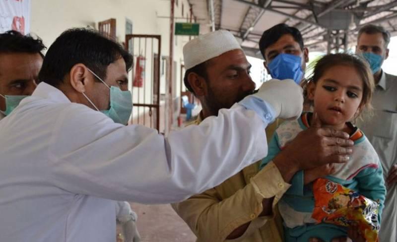 253 children diagnosed with coronavirus in Sindh