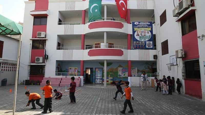 Pak-Turk Maarif school increases fee despite govt order