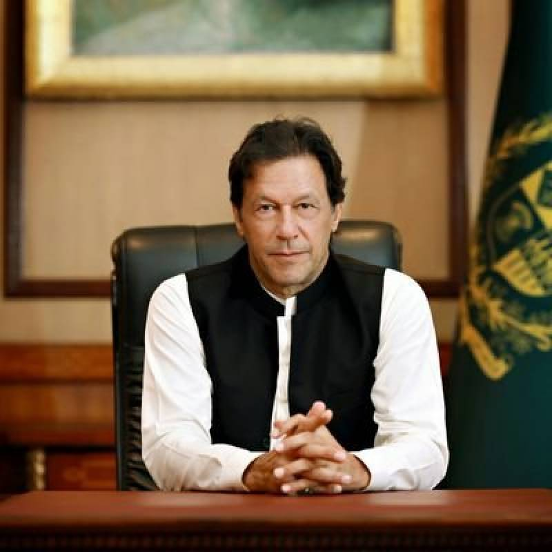 PM Imran wishes speedy recovery, good health to his Russian counterpart