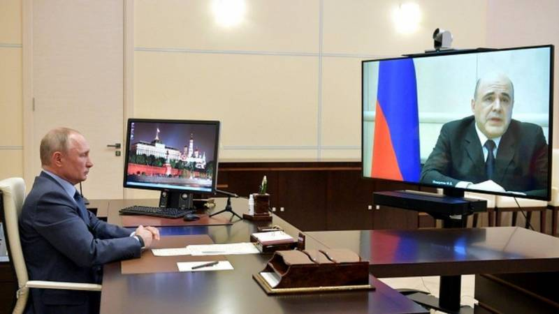 Russian PM tests positive for COVID-19