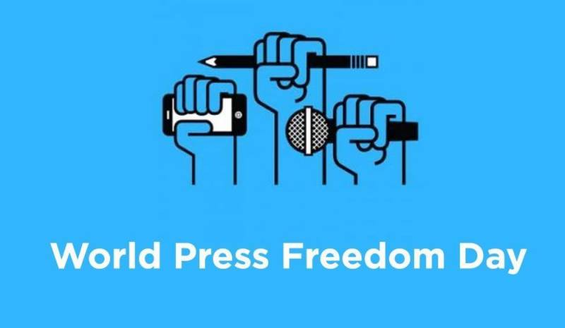 Pakistan observes Press Freedom Day today