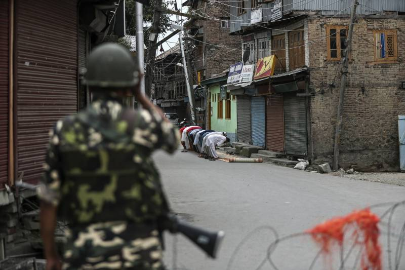 AP wins photography Pulitzer 2020 for India's Kashmir lockdown coverage