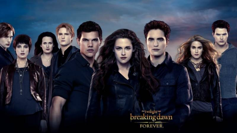'Twilight' prequel book is in the works