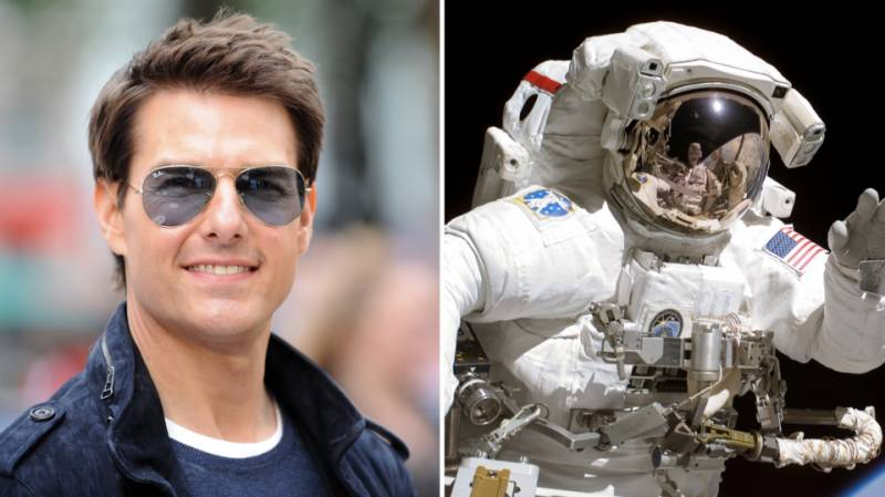 Tom Cruise, NASA team up to shoot a movie in space