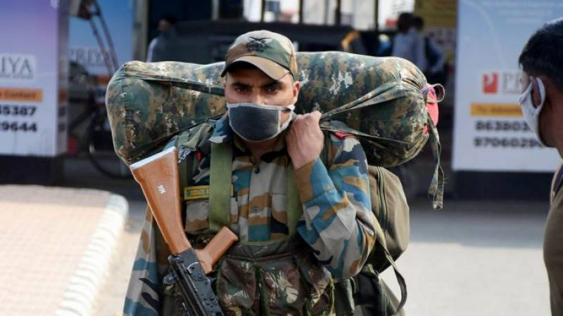 BSF: More than 150 Indian soldiers infected with coronavirus