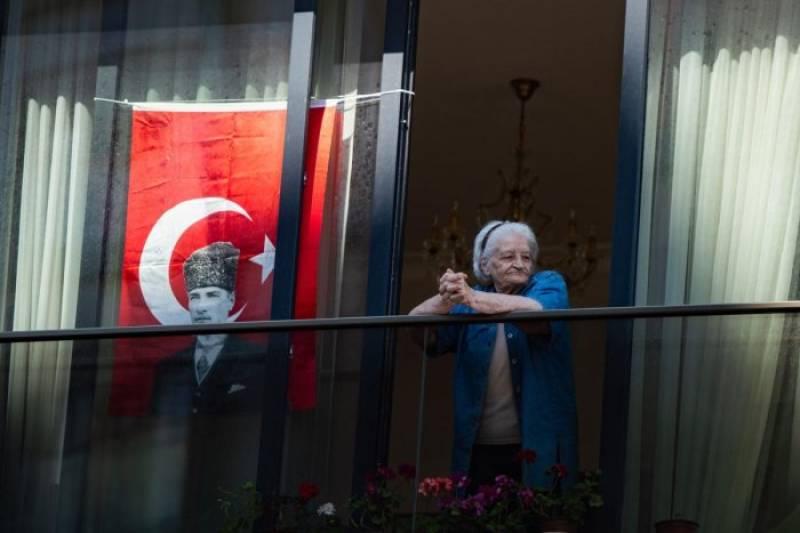 Turkey says coronavirus pandemic 'under control'