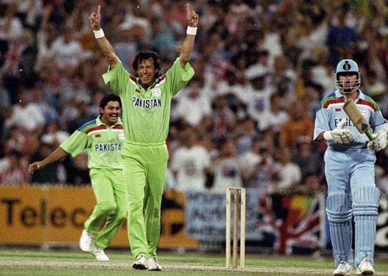 Azhar Mahmood, Abdul Razzaq choose Imran Khan as 'Dream Pairs' partner