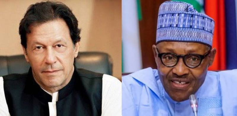 COVID-19: PM Imran, Nigerian president discuss global debt relief initiative