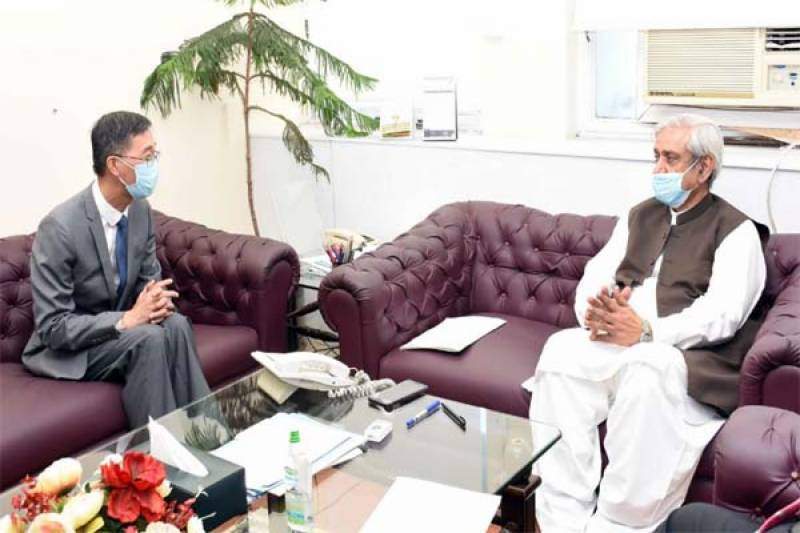 Fakhar for strengthening Pak-China cooperation in agriculture sector