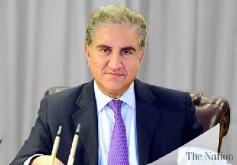 FM Qureshi stresses need to devise NAP to stem COVID-19 spread