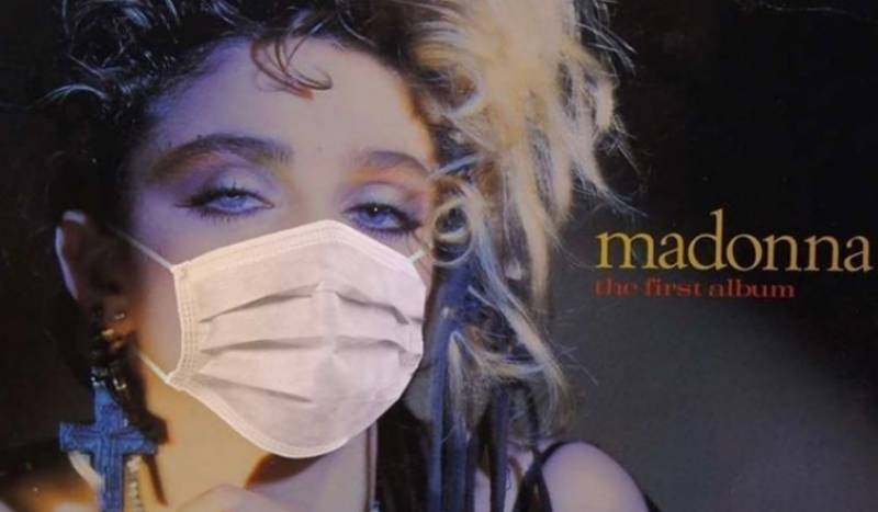 Madonna reveals she had coronavirus while on tour in Paris