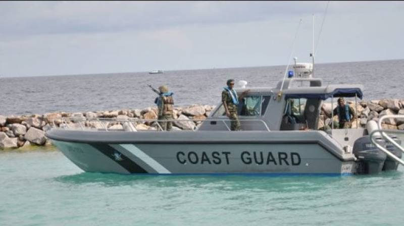Pakistan Coast Guards seize 3,510 kg Charas in Balochistan