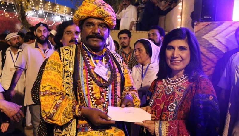 Folk singer Krishan Laal passes away