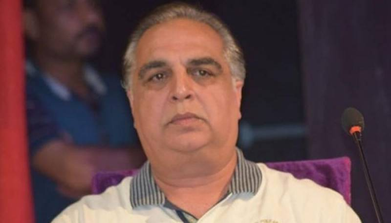 Governor Sindh Imran Ismail's second test for COVID-19 proves positive again
