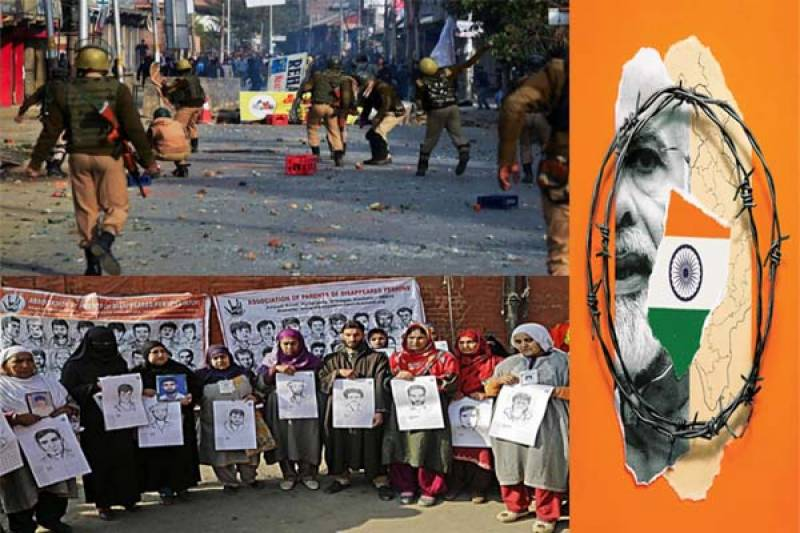 Indian Occupied Kashmir – a valley of 'extra-judicial killings & fake encounters'