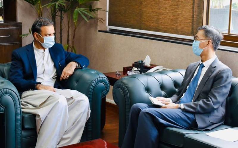 Pakistan, China discuss mega railway project ML-1 action plan