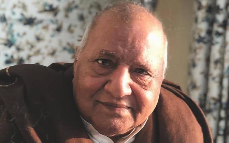 Athar Shah Khan 'Jaidi' passes away in Karachi