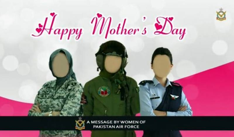 PAF pays tribute to women on Mother's Day