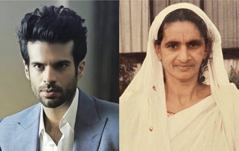 Adnan Malik pens heartwarming note on Mother's Day to honour late nanny