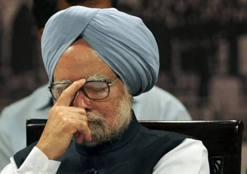 India's ex-PM Manmohan Singh in hospital after chest pain