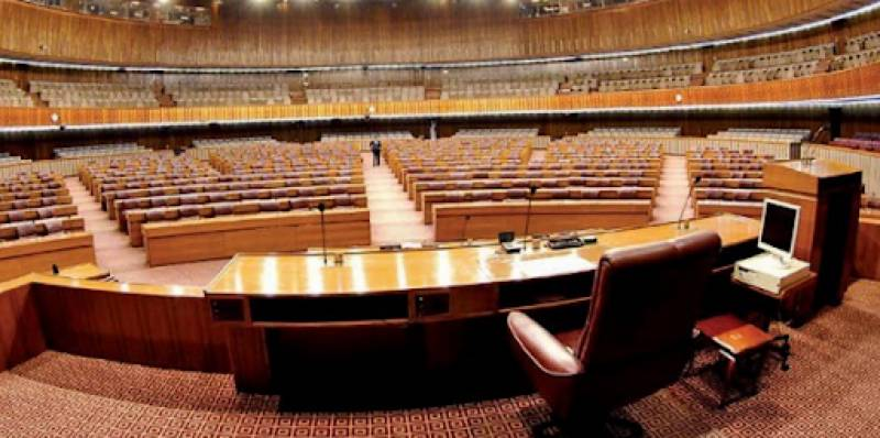 Pakistan's National Assembly meets on coronavirus today
