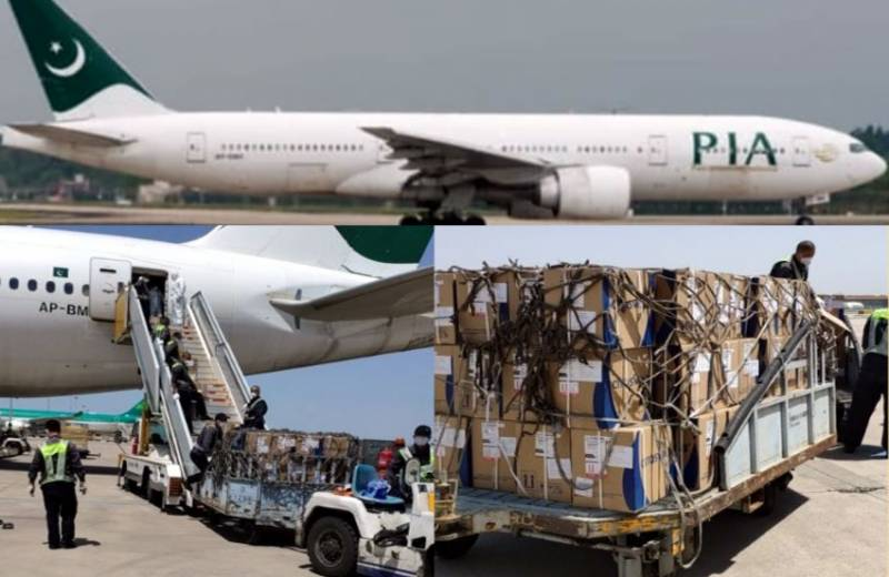 COVID-19: 6th consignment of Chinese equipment arrives in Pakistan