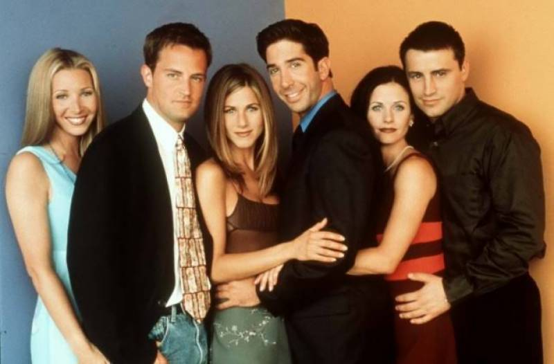 Friends reunion special to be filmed by end of summer