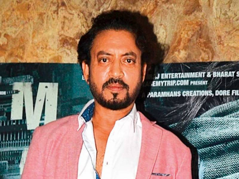 Irrfan Khan's last letter goes viral on social media
