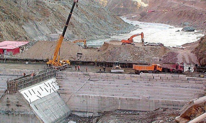 Wapda awards Diamer-Bhasha dam contract to FWO-Power China joint venture