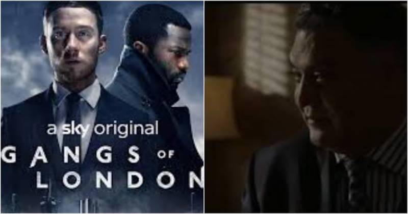 Asif Raza Mir's Gangs of London becomes a hit for UK channel with 2.23m viewers