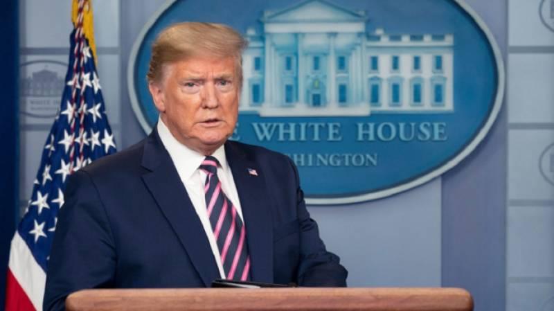 Coronavirus: Trump warns of cutting 'whole relationship' with China