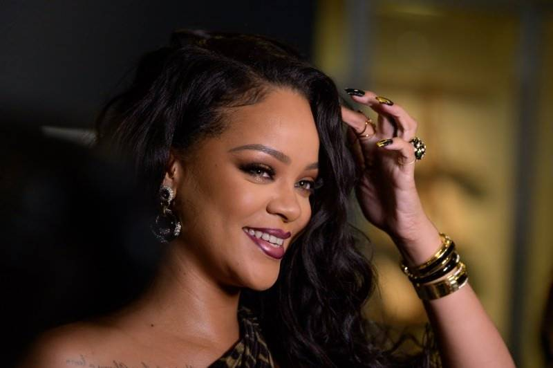 Rihanna becomes world's richest female musician with huge £468 million fortune