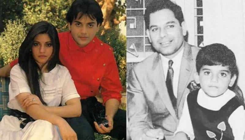 Nazia and Zoheb Hassan's father passes away in Karachi