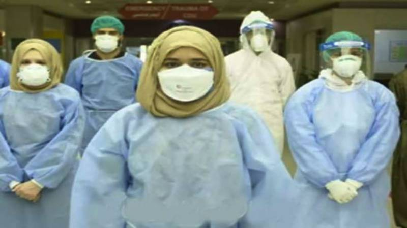 ISPR releases special documentary on use of PPE during COVID-19 pandemic