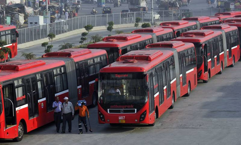 Inter-city bus, online taxi services to resume in Punjab from Monday
