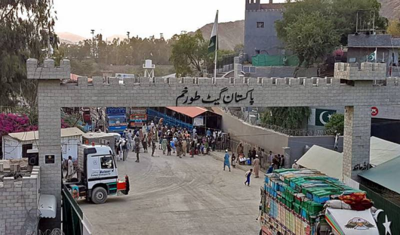 Pakistan reopens Torkham border for pedestrian crossing