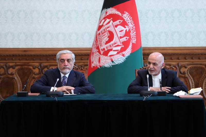 Afghanistan: Ashraf Ghani, Abdullah Abdullah sign power-sharing deal