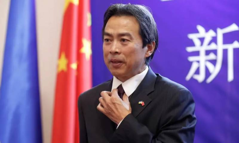 Chinese ambassador to Israel mysteriously found dead at home