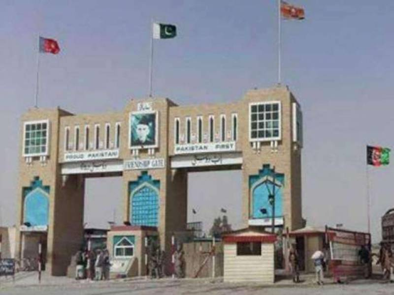 Pak-Afghan borders at Chaman, Torkham to remain open six days a week