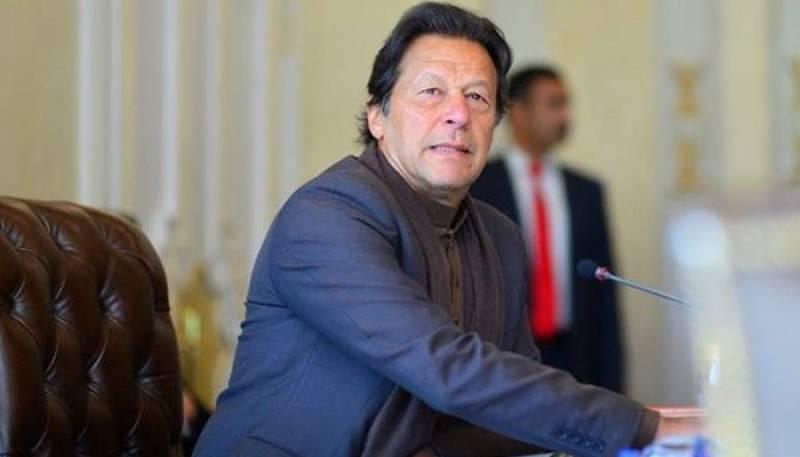 PM Imran lambastes India over inhumane activities in occupied Kashmir