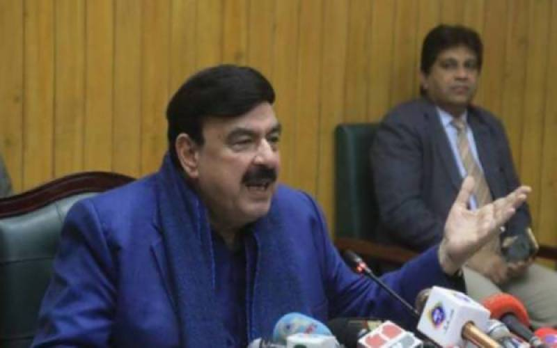 Sheikh Rasheed irked as govt undecided over resuming rail operation