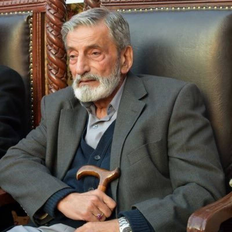 Ghulam Ahmed Bilour tests positive for COVID-19