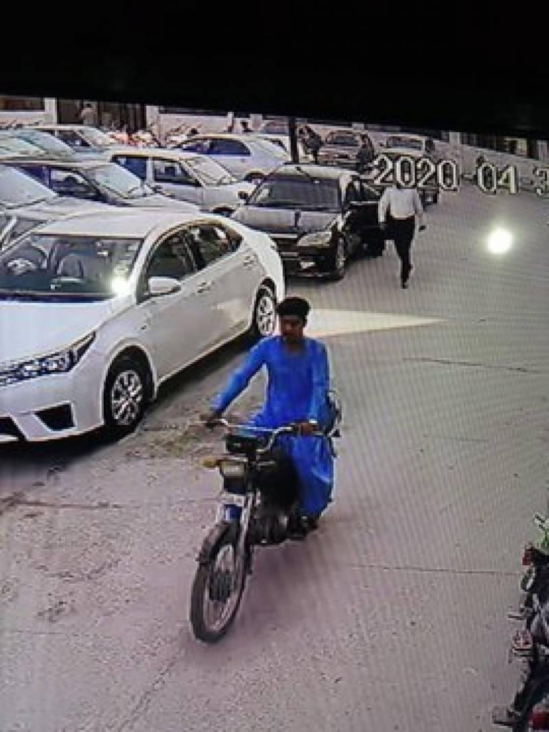 Robber steals bike from court minutes after getting bail