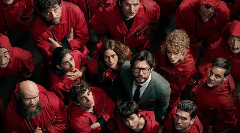 Money Heist will be back for season 5 and 6