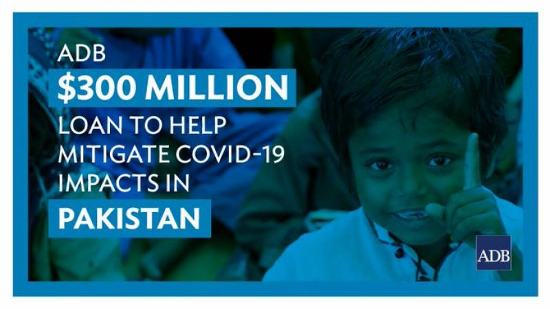 ADB approves $300m for Pakistan to fight coronavirus