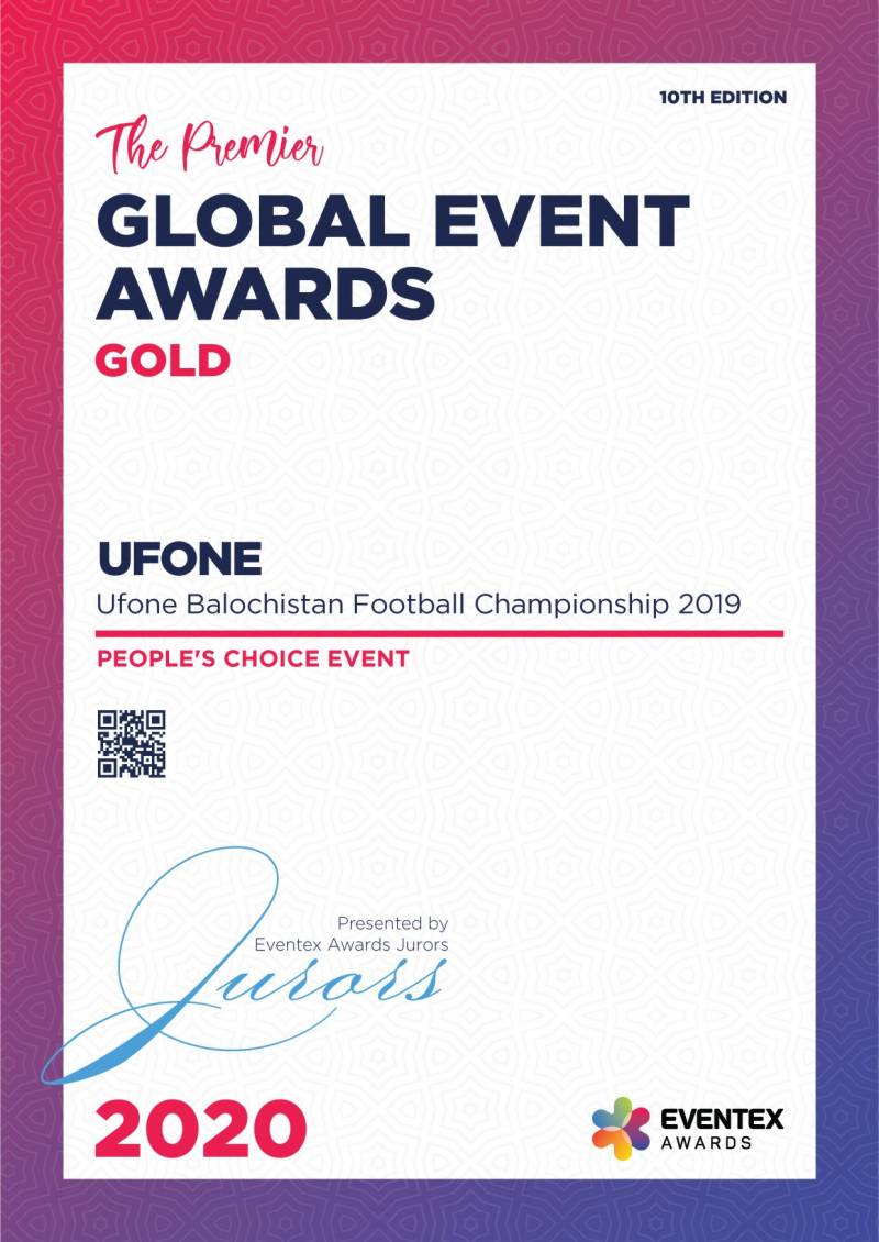 Ufone wins two global gold awards