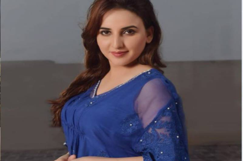 Hareem Shah wishes to play Halime Sultan from Diriliş: Ertuğrul